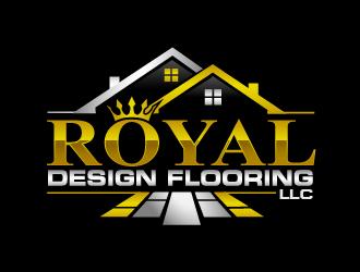 Royal Design Flooring LLC logo design by THOR
