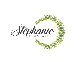 Stephanie Plantation logo design