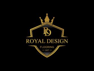 Royal Design Flooring LLC logo design by torresace
