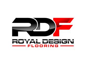 Royal Design Flooring LLC logo design by done
