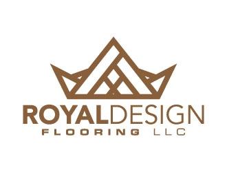 Royal Design Flooring LLC logo design by daywalker