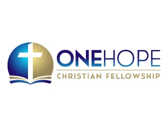 One Hope Christian Fellowship logo design