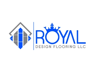 Royal Design Flooring LLC logo design by uttam