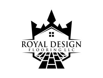 Royal Design Flooring LLC logo design by creator_studios