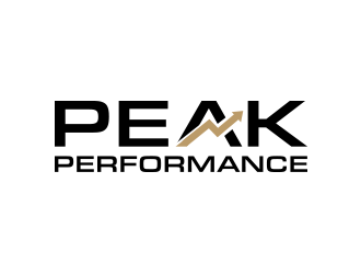 Peak Performance logo design