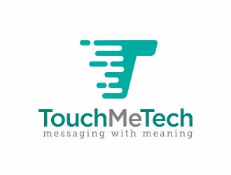 TouchMeTech logo design