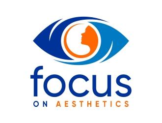 Focus on Aesthetics  logo design