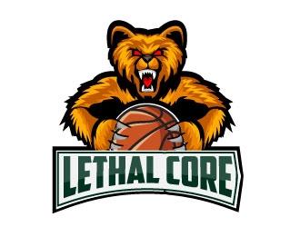 Lethal Core logo design
