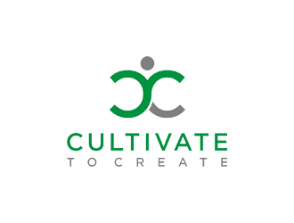 Cultivate to Create logo design