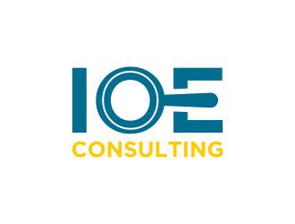 IOE Consulting logo design