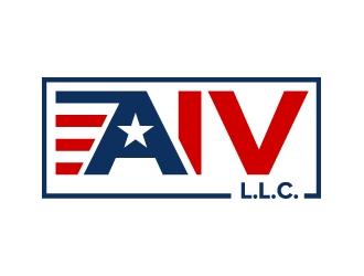 AIV L.L.C. logo design