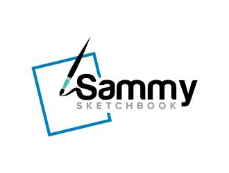 Sammy Sketchbook logo design by done