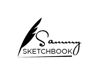 Sammy Sketchbook logo design by tukangngaret