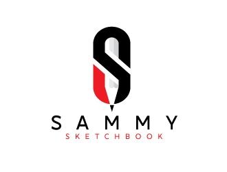 Sammy Sketchbook logo design by REDCROW