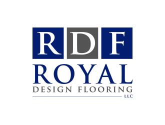 Royal Design Flooring LLC logo design by lexipej