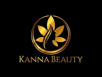 Kanna Beauty logo design