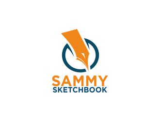 Sammy Sketchbook logo design by Greenlight