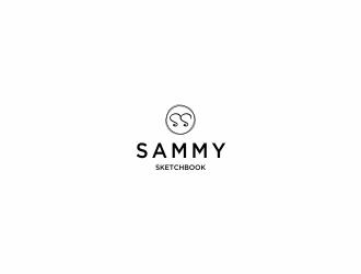 Sammy Sketchbook logo design by afra_art