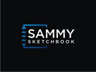 Sammy Sketchbook logo design by R-art