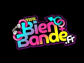 www.BienBande.Fr logo design