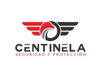 CENTINELA logo design