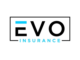 Evo Insurance logo design winner