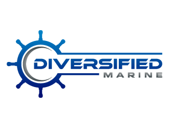 Diversified Marine  logo design winner