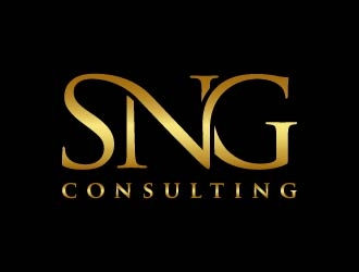 SNG Consulting logo design