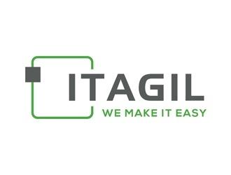 ITAGIL logo design