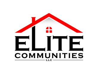 ELITE COMMUNITIES LLC logo design winner