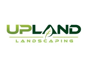 Upland logo design