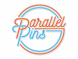 parallelpins logo design