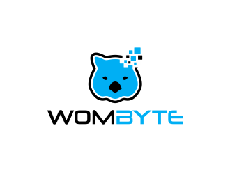 Wombyte logo design winner