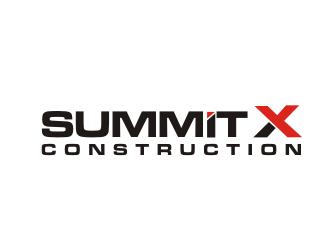 SummitX logo design