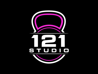 Studio 1 2 1  logo design