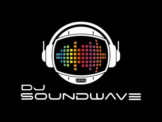 Dj Soundwave logo design winner