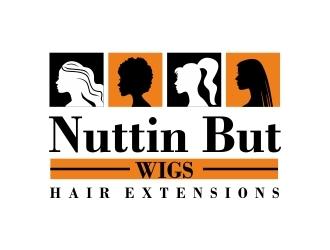 Nuttin But Wigs logo design