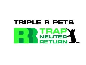 Triple R Pets logo design by ManishKoli