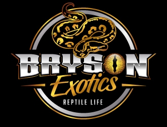 Bryson Exotics logo design winner