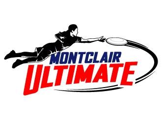 Montclair Ultimate logo design