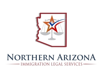 Northern Arizona Immigration Legal Services logo design by crearts
