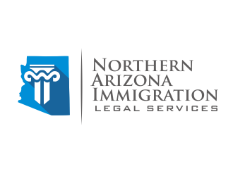 Northern Arizona Immigration Legal Services logo design by YONK