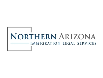Northern Arizona Immigration Legal Services logo design by dibyo