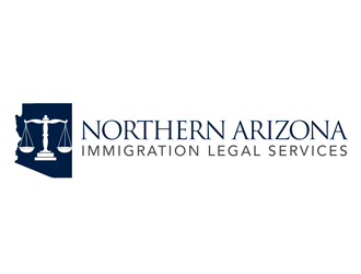 Northern Arizona Immigration Legal Services logo design by kunejo