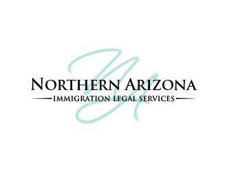 Northern Arizona Immigration Legal Services logo design by usef44