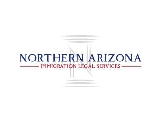 Northern Arizona Immigration Legal Services logo design by aryamaity