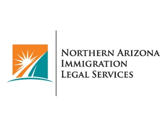 Northern Arizona Immigration Legal Services logo design by kgcreative