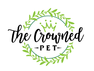 The Crowned Pet logo design