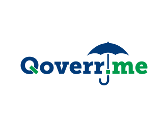Qoverr.me logo design winner