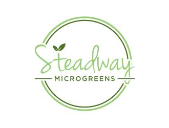 Steadway Farm logo design winner